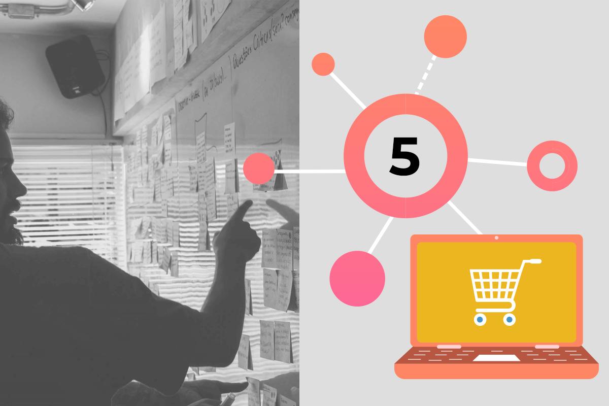 5 táticas de crescimento para o e-commerce