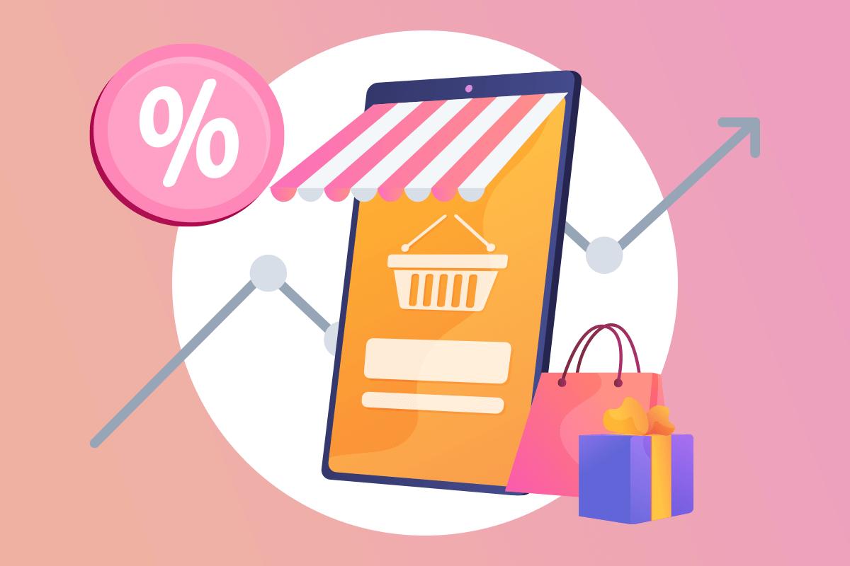 A importância dos relatórios de vendas no e-commerce.